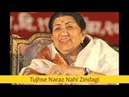 Tujhse Naraz Nahi Zindagi Lata Mangeshkar best early 80's songs