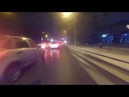 Алматы Велосипед Зима 21 января вечер понедельник