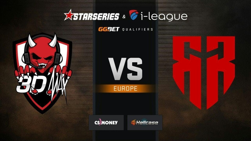 3DMAX vs Red Reserve, map 1 nuke, StarSeries i-League S7 GG.Bet EU Qualifier