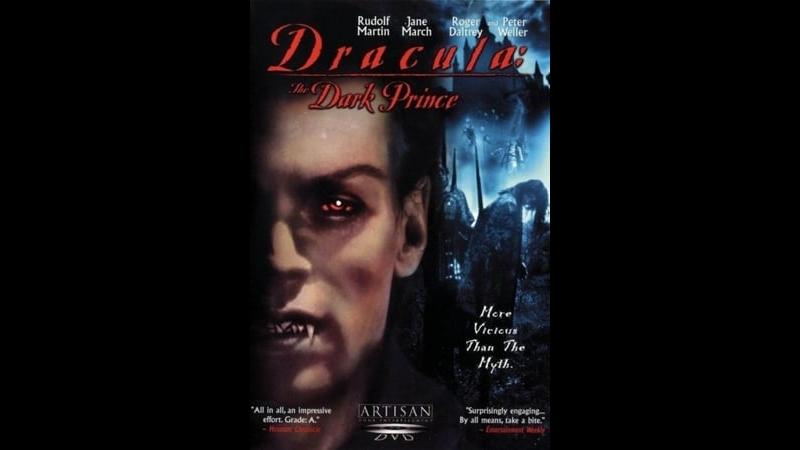 Князь Дракула / Тёмный Господарь: Подлинная История Дракулы / Dark Prince: The True Story of Dracula. 2000. Перевод MVO. VHS