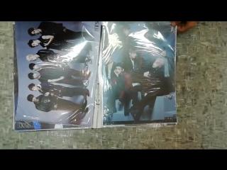 Постеры k-pop - А4 по 100 руб.
