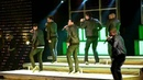 Glee - Its My Life/Confessions live