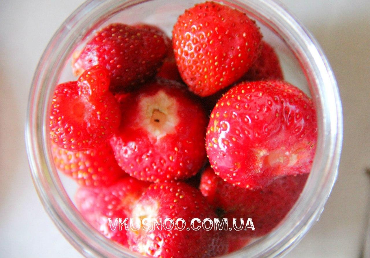 Компот из замороженных ягод пошаговый рецепт
