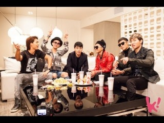 1HOUR almost 2 of BIG BANG speaking English compilation