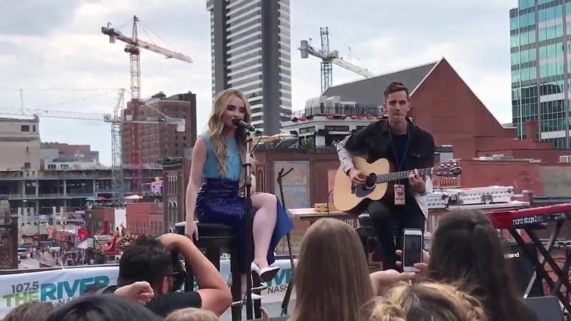 Выступление на «River On The Rooftop» | 23 июля 2018 › Нэшвилл, Теннесси