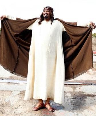 Черный Иисус 1 сезон 1-9 серия Jimmy J.