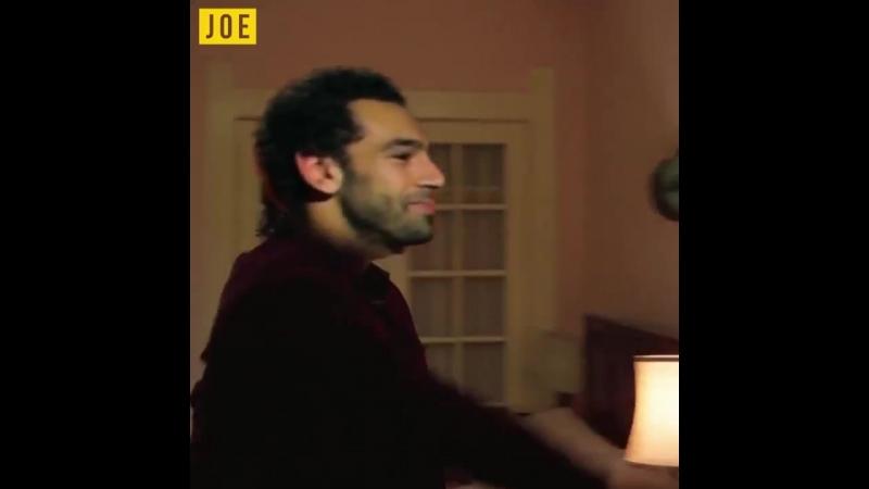 Here is Salah!
