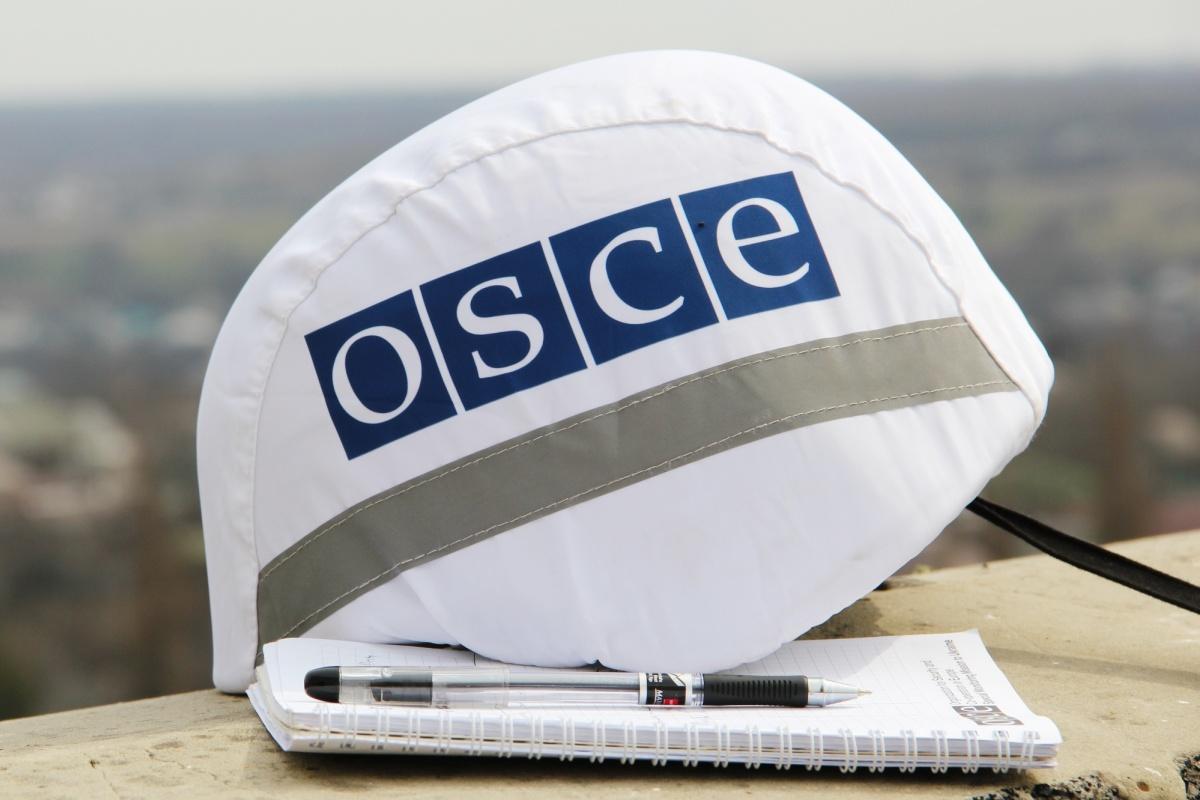 ОБСЕ рассказали, где боевики спрятали гаубицы и танки в Донбассе