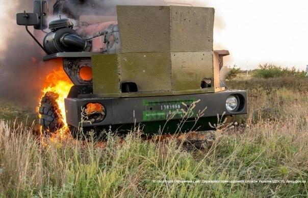 Ночью авиация сил АТО совершила несколько боевых вылетов: уничтожены БТР и 3 грузовика с боевиками - Цензор.НЕТ 3874