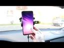 AUTOMATIC держатель с сенсором авто захвата в автомобиль с беспроводной зарядкой QCYBER MOBILE