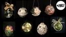 5 pomysłów na przezroczyste bombki DiY Pomysły plastyczne dla każdego