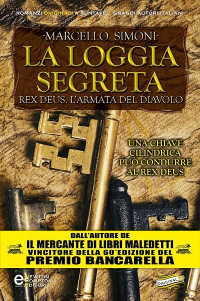 [Libro] Marcello Simoni - Rex Deus. L'armata del diavolo vol.02. La loggia segreta (2012) - ITA