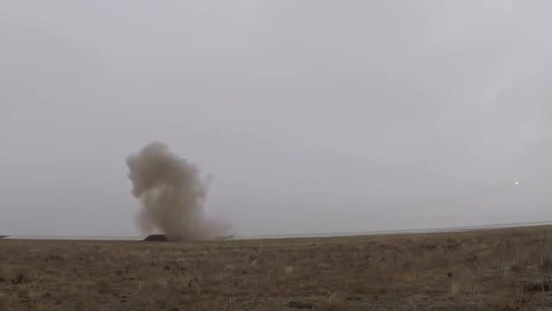 Ukraine tests anti-ship missile amid crisis with Russia