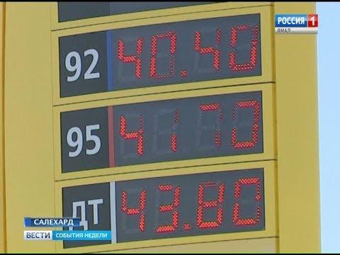 Какая судьба ожидает ямальский бензин