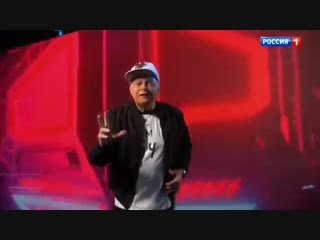 Киселёв снова читает рэп
