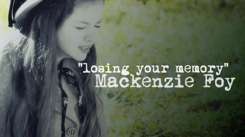 Mackenzie Foy Losing Your Memory