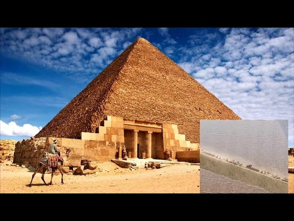 Строительство пирамид раскрытие секрета