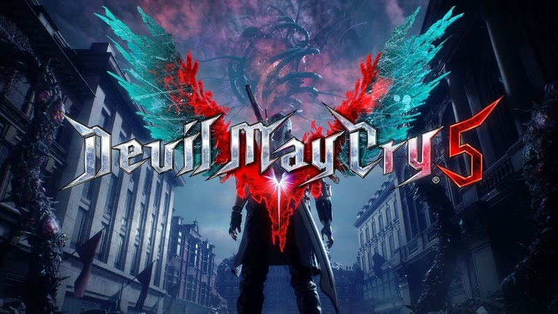 Devil May Cry 5 E3 2018 Announcement Trailer