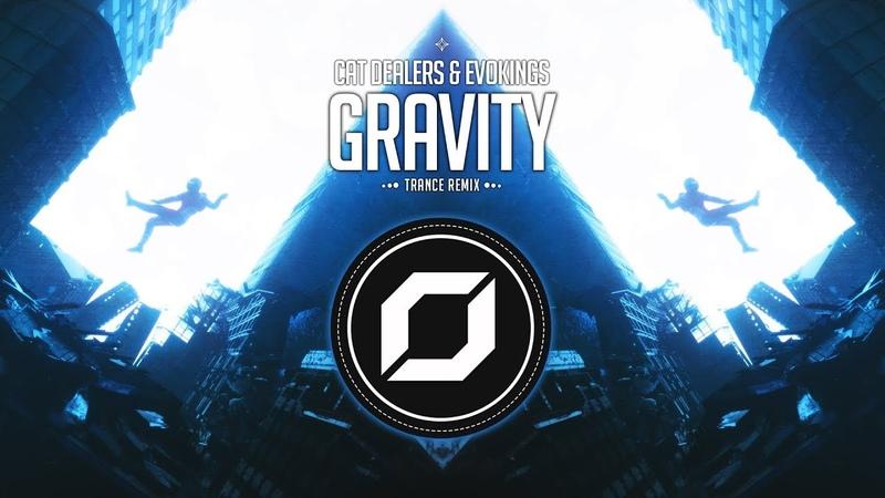Cat Dealers Evokings feat. Magga - Gravity (Prog Psytrance Remix) ◉ GIF Video Clip ☯️