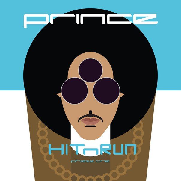 Prince - HITnRUN Phase One (2015)