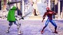 SOUL CALIBUR 6 - DROM vs SPIDER-MAN Gameplay (Custom Characters) @ 1440p (60ᶠᵖˢ) HD ✔