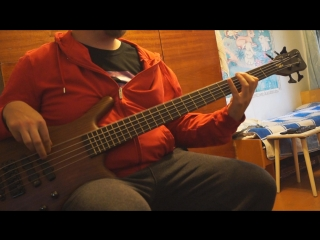 SOAD - Lonely day (Bass cover) warwick BO 5 1998