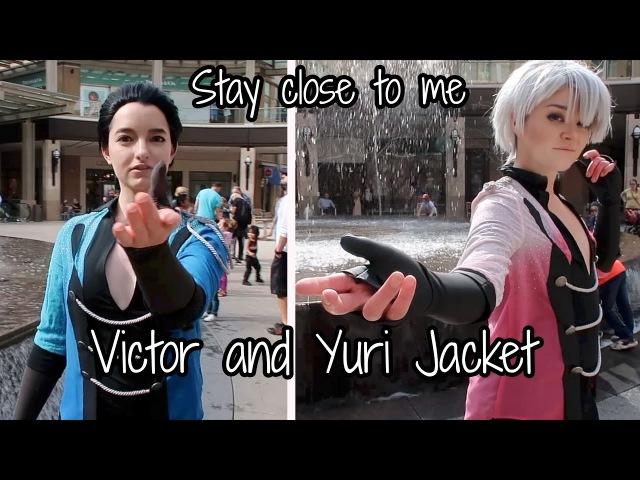 Victor Nikiforov/Yuri Katsuki Cosplay | Stay Close to Me Jacket Tutorial