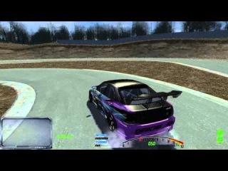 SLRR Drift Challenge 2013 - Denchik_JDM_Drifting