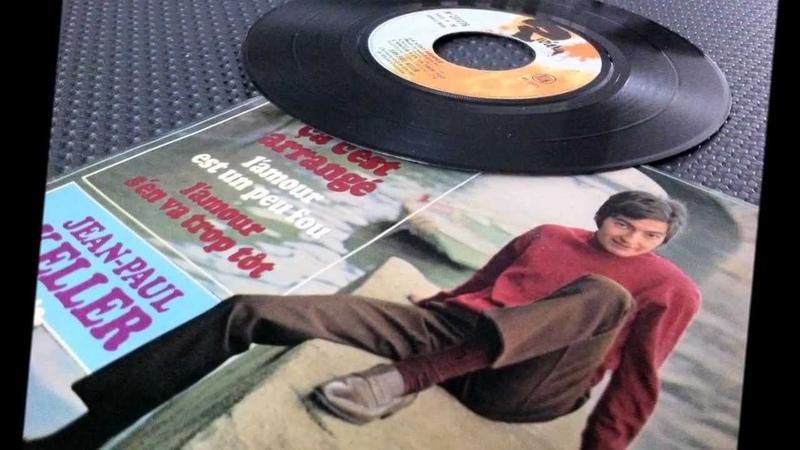 JEAN PAUL KELLER , ça c'est arrangé ( Music to Watch Girls By - Andy Williams )