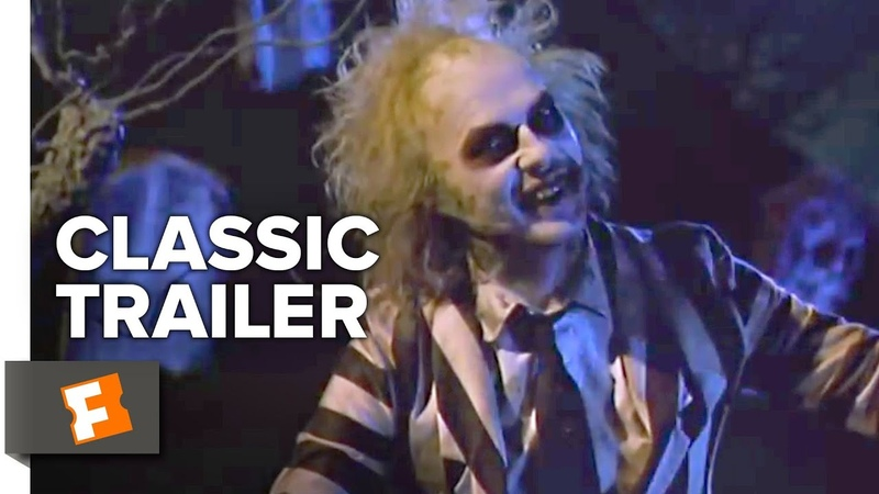 Beetlejuice (1988) Trailer 1 | Movieclips Classic Trailers