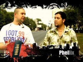 Rap Обойма - 3  (Phellix (КартЭ БланшЭ)