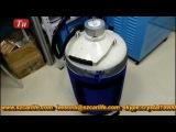Small LCD Freezer Machine with Liquid Nitrogen for Samsung S6 S7 Edge Screen Refurbish