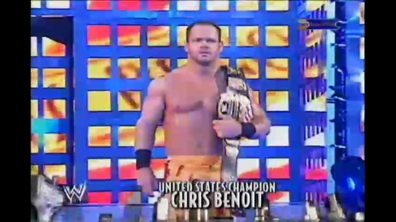 Survivor Series 2005 - Chris Benoit