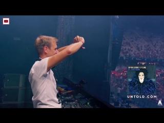 Armin van Buuren - Live at Untold Festival 2017 (All Over Again) [Subculture]