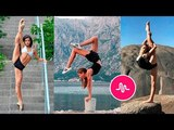 Best Gymnastics And Flexibility Musical.ly Pt 1