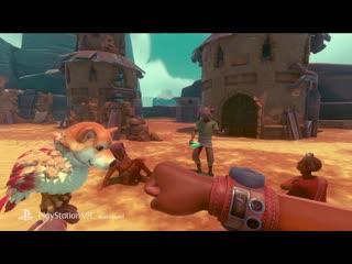 Falcon Age - Launch Trailer ¦ PS4, PS VR