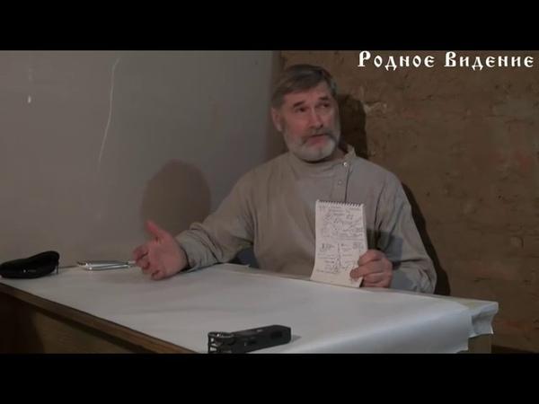 Виктор Иванович Чулкин О разведёнках на чистоту