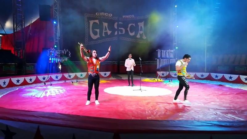 2018-06-04 Circo Hermanos Gasca - (Versión Cali - COLOMBIA)
