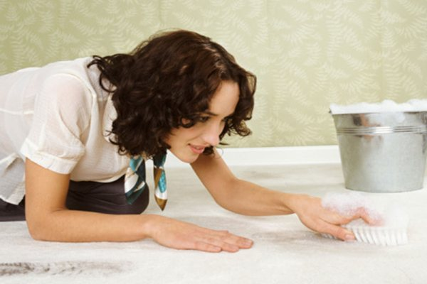 Чистка ковров при помощи моющих пылесосов - быстро, удобно, качественно!