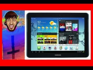 Планшет Samsung Galaxy tab 2 10.1 Честный обзор