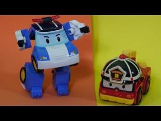 Meet Robocar Poli & Rescue Team ! (로보 카 폴리)