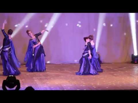 Школа восточного танца Бисер - Ночь Дети Малая группа