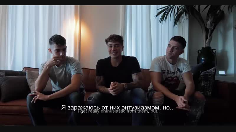 Sound Rush Presents The Road To Qlimax ¦ Headhunterz Interview