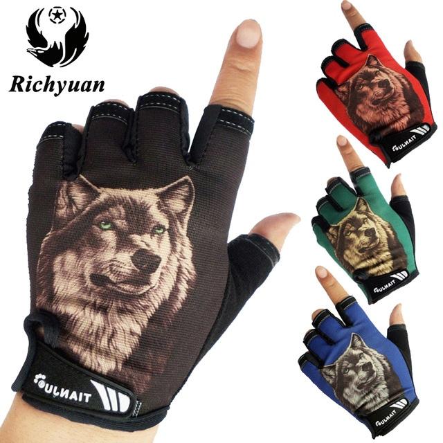 Перчатки с волками 318