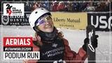 Aliaksandra Ramanouskaya Gold Medal Ladies' Aerials FIS Freestyle Ski World Championships