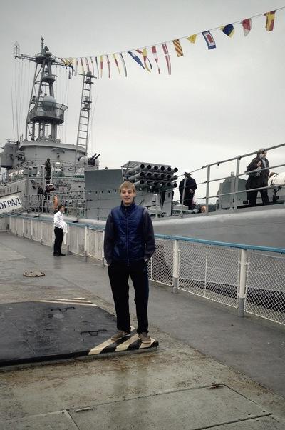 Роман Попов, 1 сентября , Санкт-Петербург, id8353055