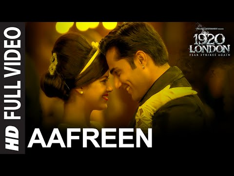 Aafreen Full Video Song | 1920 LONDON | Sharman Joshi, Meera Chopra, Vishal Karwal | T-Series