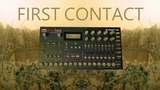 first contact ... elektron analog four ambient (dub) techno