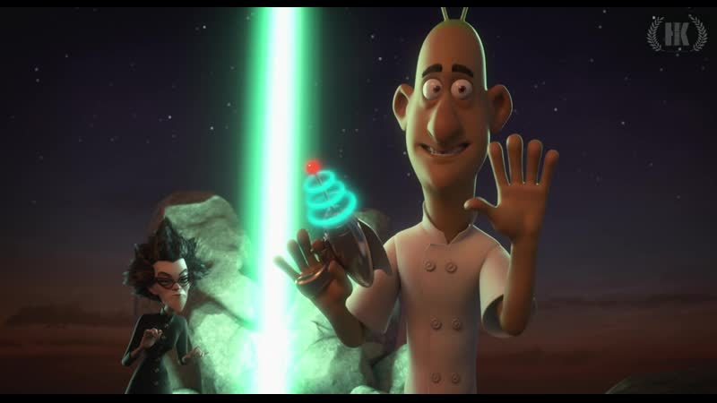Пришельцы в доме Luis the Aliens (2018) BDRip 1080p