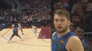 Luka Doncic Steals James Harden's Step-Back Travel Gets Away With It! Mavericks vs Cavaliers